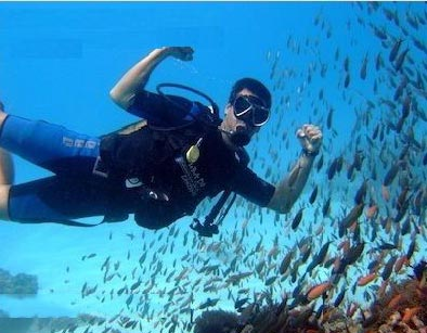Diving Tour Package