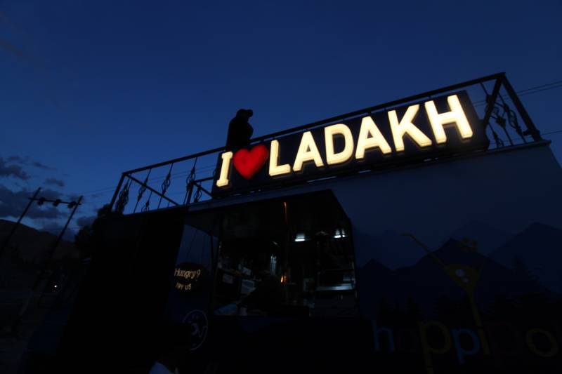 Thrilling Ladakh Tour