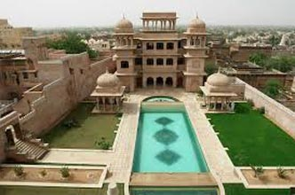 Golden Triangle With Mandva Tour