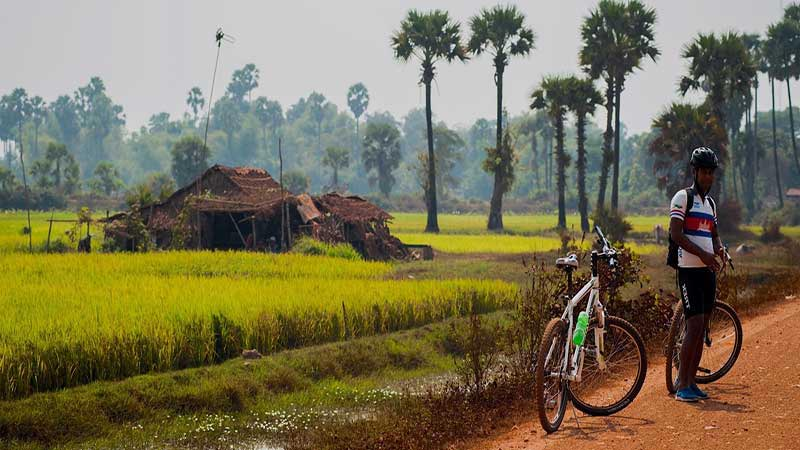Cycling Tour Hoi An To Siem Reap