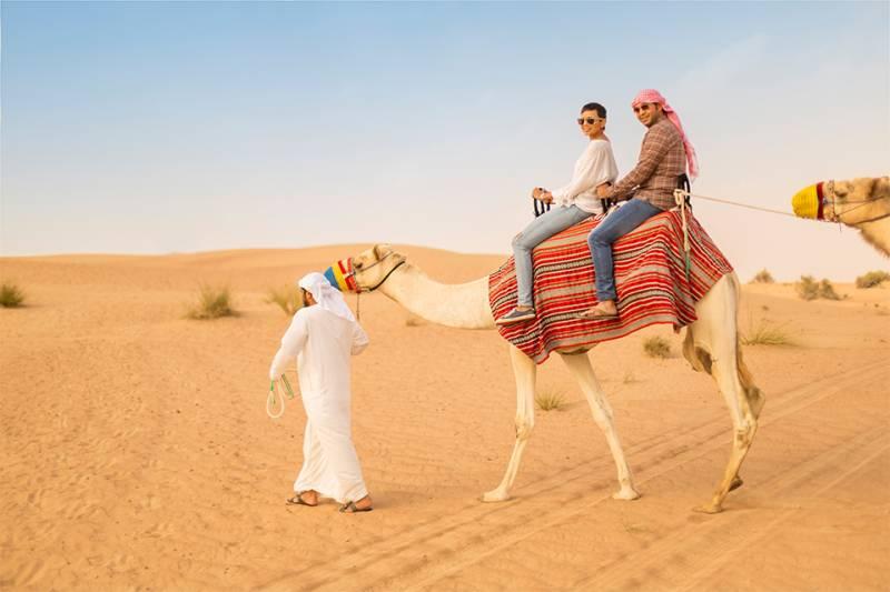 Super Duper Dubai Trip Package