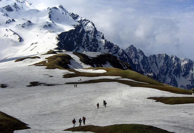 Bharmour To Balyani Pass Tour