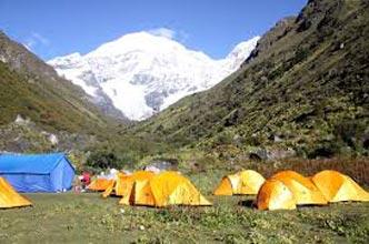 Jomolhari Base Camp Trek Trekking Tour