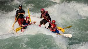 Brahmpuri River Rafting Tour