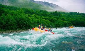 Byasi River Rafting Tour