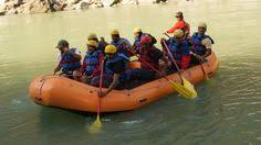 Camp Valley With Rafting Tour