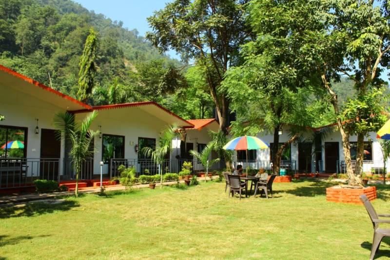 Antaram Resort ( 2 Night Stay With Rafting 26 Kms ) Trip