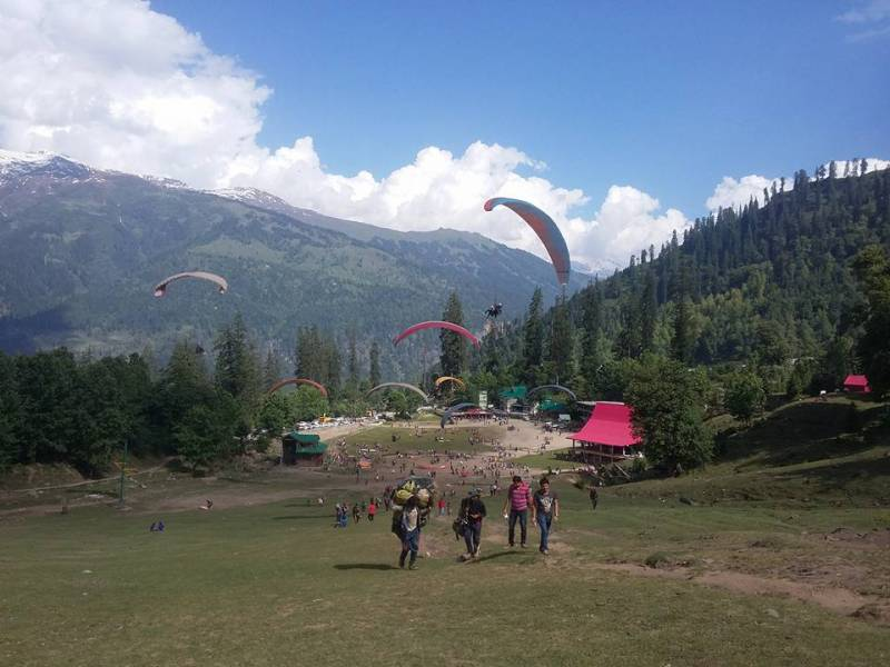 Across The Mountains Of Himachal Tour