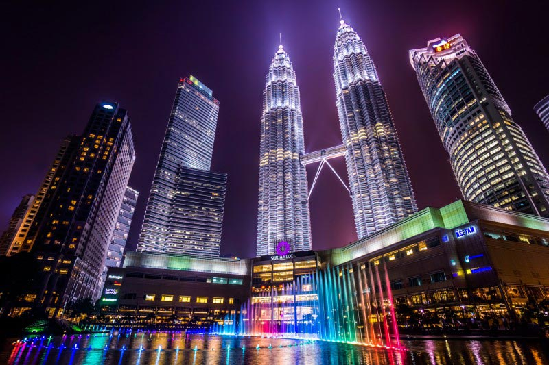 3N Singapore 3N Kuala Lumpur Tour