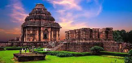 4N & 5D Golden Triangle Orissa Tour