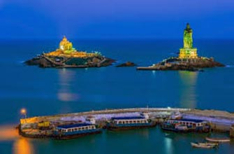 Madurai - Rameshwaram - Kanyakumari (2N / 3D ) Package From Bangalore- Click Here For Details