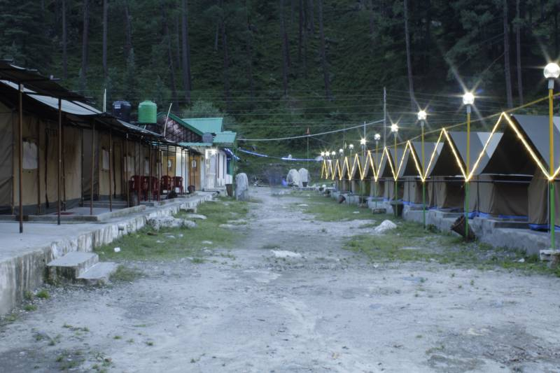 Kullu Tandav Night 2.0 Tour