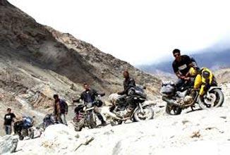 Manali To Leh Bike Trip From Delhi 2018 Tour