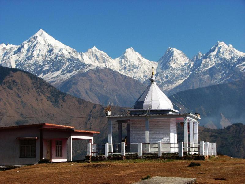 Munsiyari To Milam Glacier Trek Tour