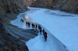 Frozen River Chadar Trek Tour