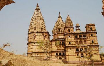 Delhi Jaipur Agra Jhansi Orchha Khajuraho, 6 Day