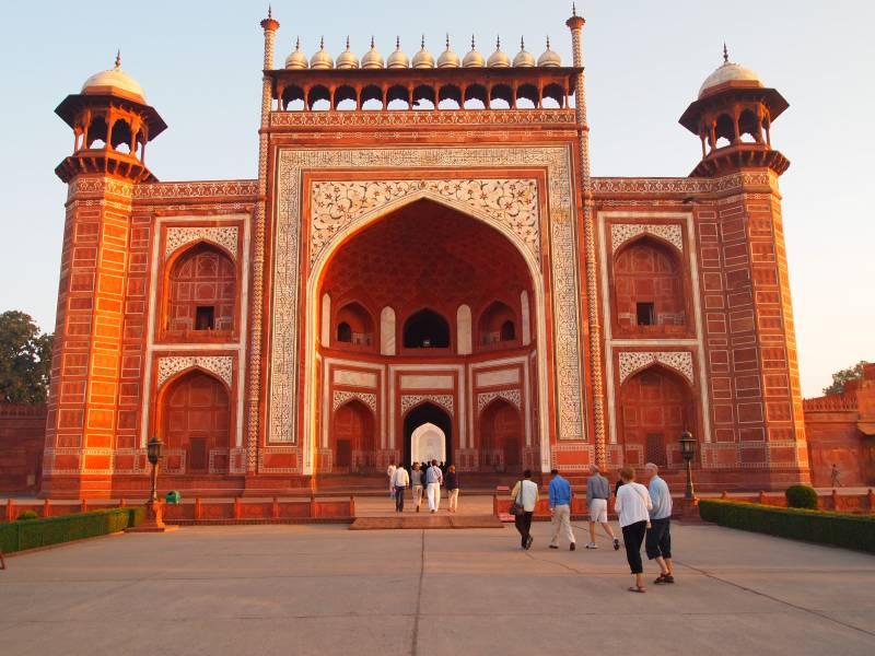 Agra Fatehpur Sikri Ranthambore Jaipur Tour