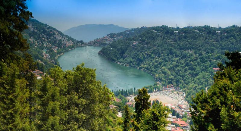 03Nights/4Days: Lake City Nainital Honeymoon Tour