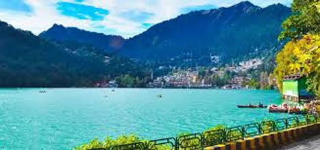 04Nights/5Days :Experience Lake City Nainital Tour
