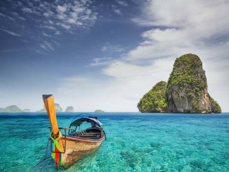 Refreshing Krabi Trip