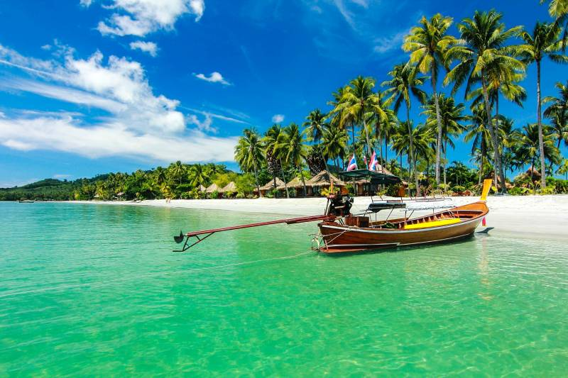 Beaches Of Thailand Trip