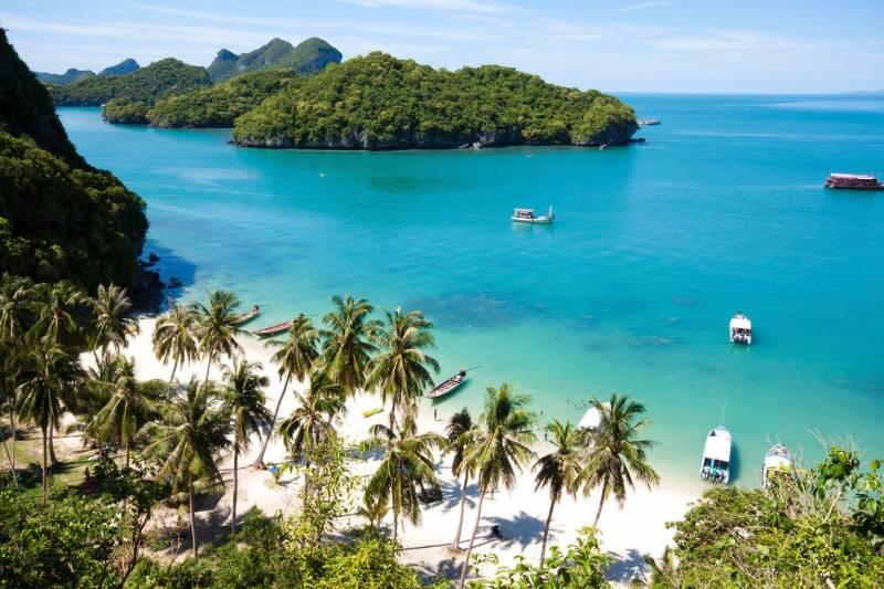 Islands Of Thailand Trip