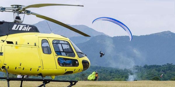 Paragliding Billing Tour