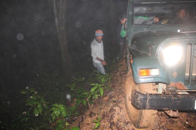 Night Jeep Safari Tour