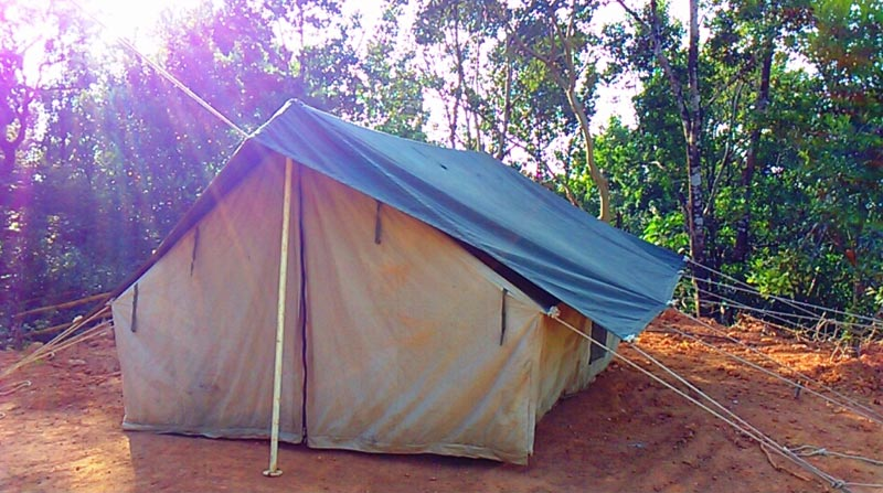 Tent Coorg In Stay Tour