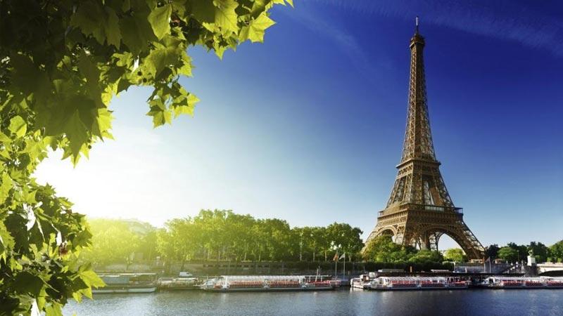 Paris With Nice Tour