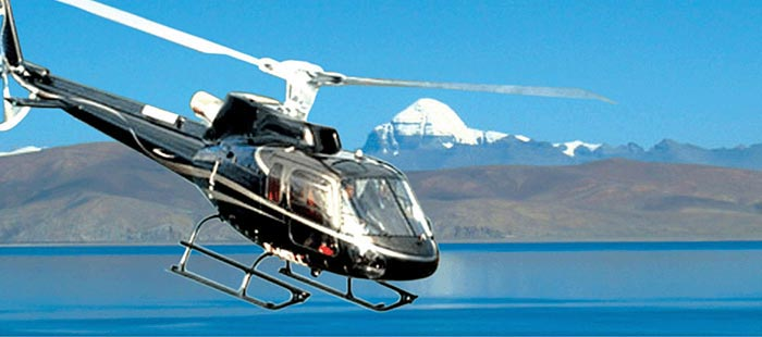 Kailash Mansarovar By Helicopter (9 Nights / 10 Days) Tour