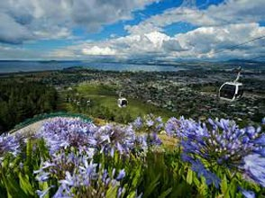 New Zealand North Island 3 Star Package