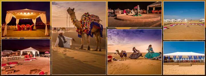 Camel Safari Jaisalmer Tour
