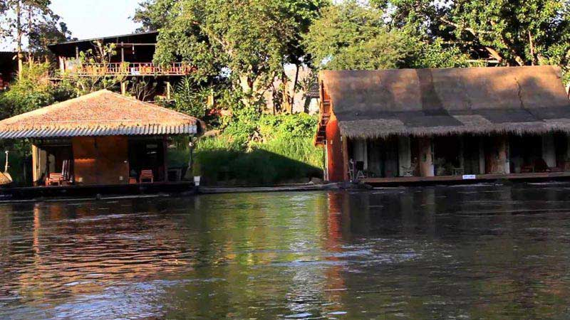 Horn Bill River Resort - Dandeli Trip Tour