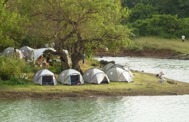 3 Days Camping Package