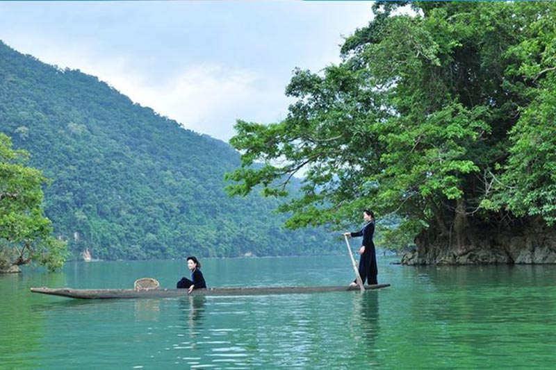 Discover Vietnam 4 Days Caving And Jungle Homestay In Ba Be National Park