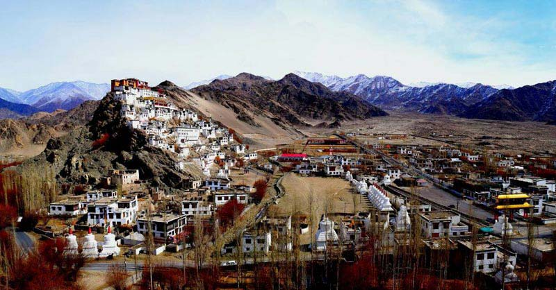 Ladakh Dekho With Flights Inclusive Tour