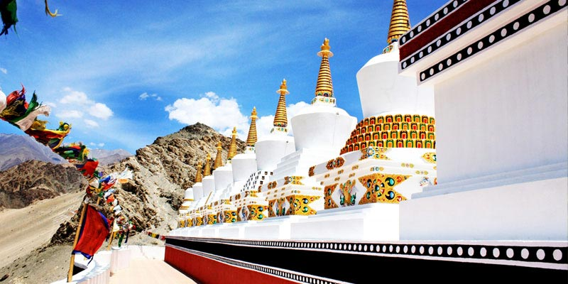 Ladakh Delight 06 Nights/ 07 Days Ex Delhi Tour