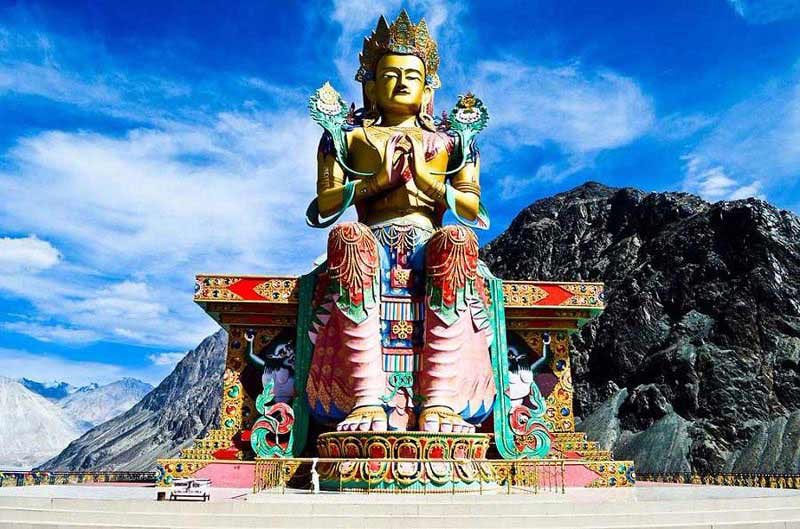 Ladakh Appetizer 03 Nights/ 04 Days Tour