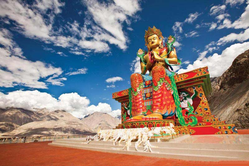 Paradise To The Land Of Lamas ! 07 Nights And 08Days Tour