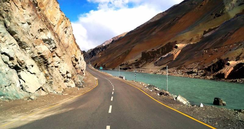 Leh- Srinagar Tour