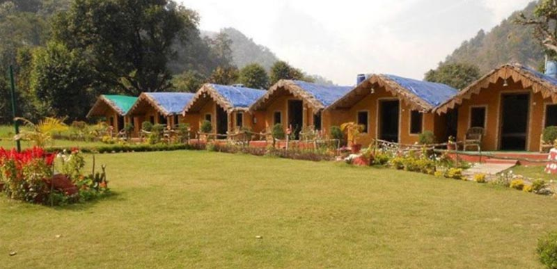 Shivpuri Rafting And One Night Delux Camping Tour