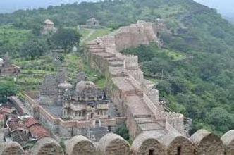 Local Sightseeing ( Ranakpur, Parshu Ram And Kumbhalgarh Fort ) Tour