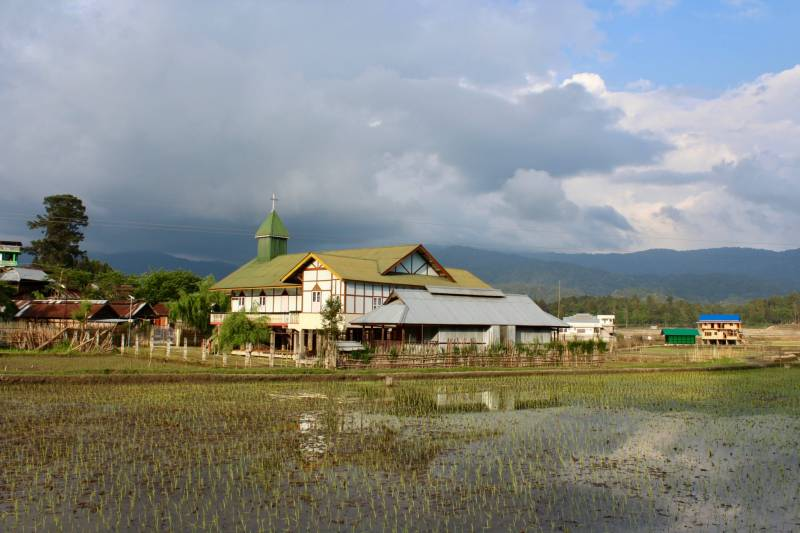 The Apatanis Of Ziro Valley Tour Package