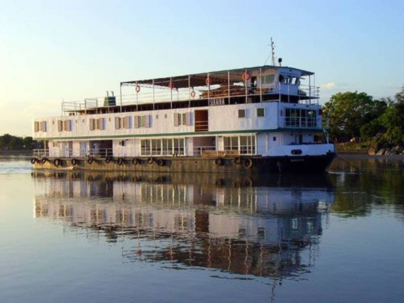 River Cruise On The Brahmaputra Tour Package