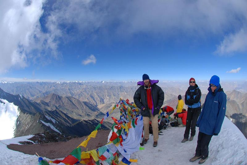 Stok Kangri Expedition 2018 Oelmex Package