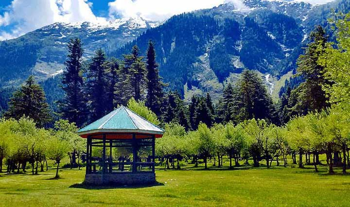 Kashmir Special Tour Package
