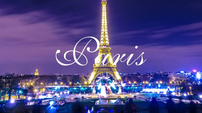 3 Nights 4 Days Paris Trip Tour