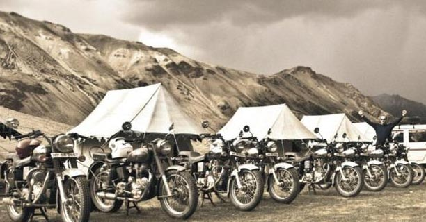 Manali-Ladakh Bike Expedition With Camping Tour