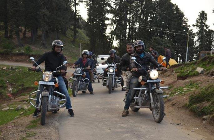 Shimla Spiti Manali Bike Tour